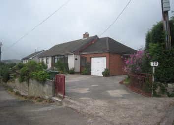 Thumbnail 3 bed detached bungalow for sale in Hill Top, Cwmbran