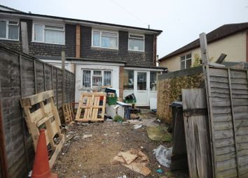 Thumbnail 3 bed terraced house for sale in Midhurst Avenue, Croydon