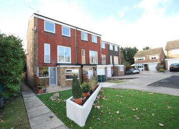 Thumbnail 3 bed town house for sale in Acacia Close, Stanmore