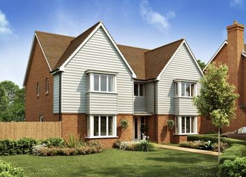 Thumbnail 5 bed detached house for sale in Langmore Lane, Lindfield
