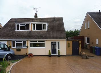 Thumbnail 2 bed detached bungalow for sale in Heather Close, Rugeley