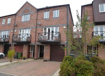 Thumbnail 3 bed property to rent in Round Hill Wharf, Kidderminster