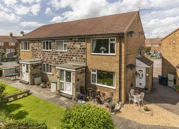 Thumbnail 2 bed flat to rent in Langford Lane, Burley In Wharfedale, Ilkley