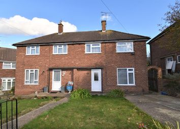 Thumbnail 2 bed semi-detached house to rent in Quixote Crescent, Strood, Rochester