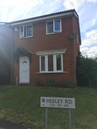 Thumbnail 2 bed semi-detached house to rent in Heeley Road, Selly Oak, Birmingham