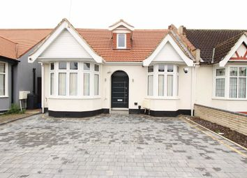 Thumbnail 5 bed semi-detached bungalow for sale in Forterie Gardens, Seven Kings, Essex