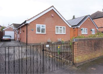 Thumbnail 2 bed detached bungalow for sale in Prospect Road, Nottingham