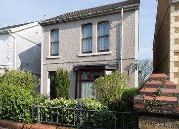 Thumbnail 4 bed semi-detached house for sale in Church Road, Llansamlet, Swansea