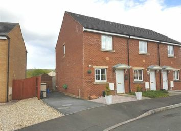 Thumbnail 2 bed end terrace house for sale in Rhodfa'r Ceffyl, Carway, Kidwelly