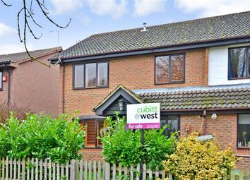 Thumbnail 2 bed terraced house for sale in Elmer Mews, Leatherhead, Surrey