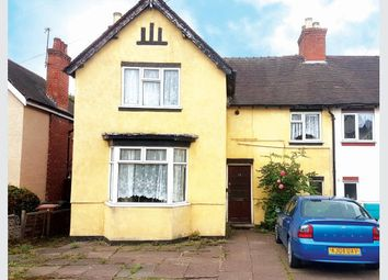 Thumbnail 3 bed semi-detached house for sale in Calder Avenue, Walsall