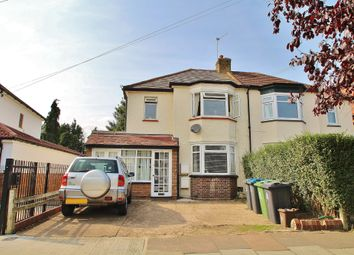 Thumbnail 1 bed flat for sale in Princes Avenue, Surbiton