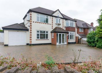 Thumbnail 4 bed detached house for sale in Lordswood Road, Harborne, Birmingham