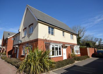 Thumbnail 3 bed semi-detached house for sale in Elizabethan Way, Teignmouth, Devon