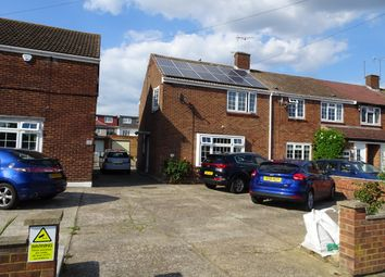 Thumbnail 4 bed end terrace house for sale in Owen Road, Hayes