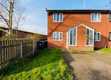 Thumbnail 2 bed semi-detached house to rent in Pilgrims Way, Stenson Fields, Derby