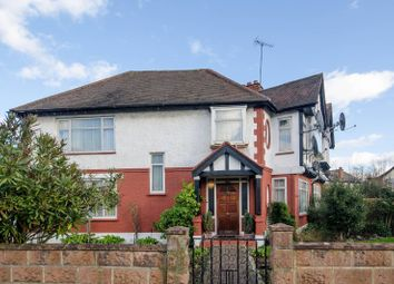 Thumbnail 4 bed semi-detached house for sale in Castleton Avenue, Wembley