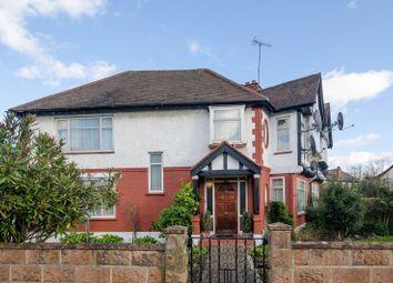 Thumbnail 4 bed semi-detached house for sale in Castleton Avenue, Wembley