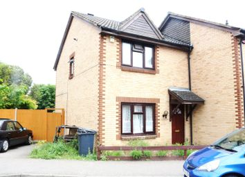 Thumbnail 3 bed end terrace house for sale in Southerngate Way, New Cross, London
