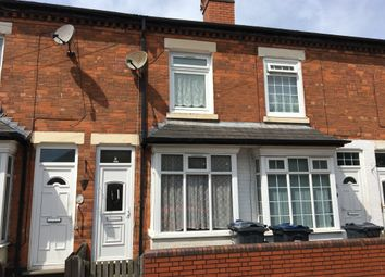 Thumbnail 2 bed terraced house to rent in Wright Road, Washwood Heath, Birmingham