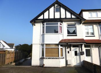 Thumbnail 2 bed flat to rent in Warefield Road, Paignton