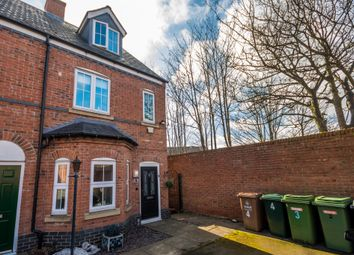 Thumbnail 3 bed town house for sale in London Drive, Willenhall