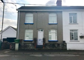 Thumbnail 2 bed semi-detached house for sale in Station Terrace, Nelson, Treharris