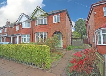 Thumbnail 3 bed semi-detached house for sale in Wavertree Drive, Leicester