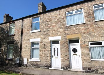 Thumbnail 2 bed terraced house for sale in Humber Street, Chopwell, Newcastle Upon Tyne