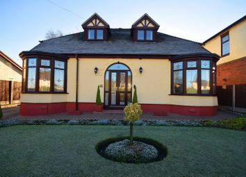 Thumbnail 4 bed detached bungalow for sale in Milton Road, Sneyd Green, Stoke-On-Trent