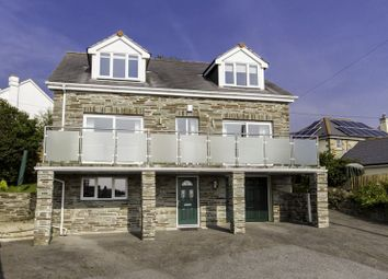 Thumbnail 4 bed detached house for sale in Carclaze Road, St. Austell
