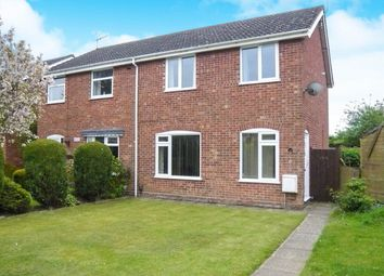 Thumbnail 3 bedroom semi-detached house for sale in Salhouse Road, Norwich