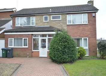 Thumbnail 3 bed detached house for sale in Pennyhill Lane, West Bromwich