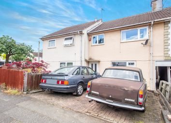 3 bed terraced house for sale in Drumcliff Road, Thurnby Lodge, Leicester LE5