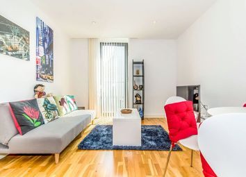 Thumbnail 1 bed flat for sale in The Hub, 5 Piccadilly Place, Manchester