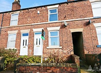 Thumbnail 2 bed terraced house to rent in Prospect Road, Old Whittington, Chesterfield, Derbyshire