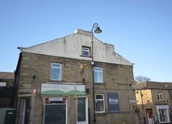 Thumbnail 2 bedroom flat to rent in Westgate, Honley, Holmfirth, West Yorkshire