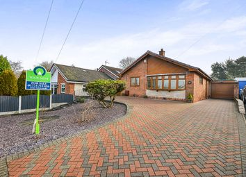 Thumbnail 2 bed bungalow for sale in Vale Close, Eastwood, Nottingham