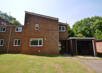 Thumbnail 4 bed semi-detached house to rent in Parsons Close, Arborfield, Reading