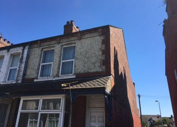 Thumbnail 1 bed flat for sale in Sheffield Street, Scunthorpe