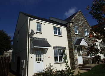 Thumbnail 3 bed property to rent in Helman Tor View, Bodmin