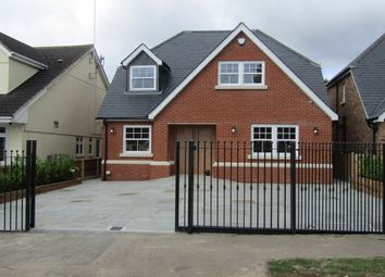 Thumbnail 6 bed detached house for sale in Thorndon Avenue, Brentwood, Essex
