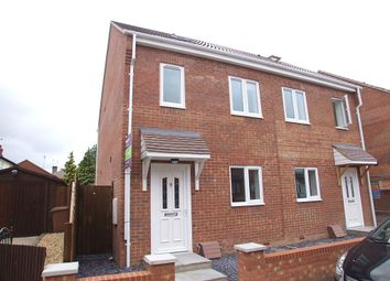 Thumbnail 3 bedroom semi-detached house to rent in Finedon Sidings Industrial Estate, Furnace Lane, Finedon, Wellingborough