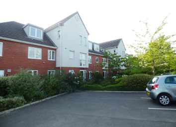 Thumbnail 1 bed flat for sale in Willow Close, Poynton, Stockport