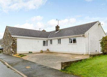 Thumbnail 4 bed detached bungalow for sale in Craig Las, Letterston, Haverfordwest, Pembrokeshire