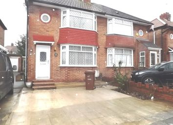 Thumbnail 3 bed semi-detached house for sale in Orchard Grove, Burnt Oak, Edgware