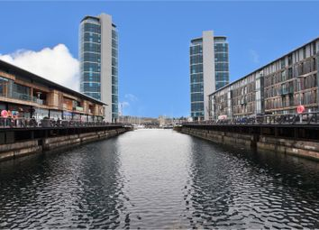Thumbnail 1 bed flat for sale in Chatham Quays, Chatham