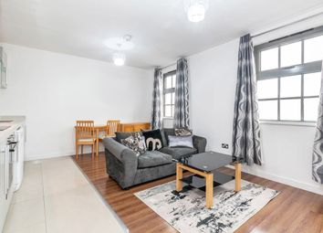 Thumbnail 1 bed flat to rent in Brecon Road, London