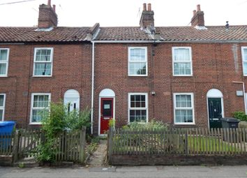 Thumbnail 2 bedroom terraced house for sale in 38 Bull Close Road, Norwich, Norfolk