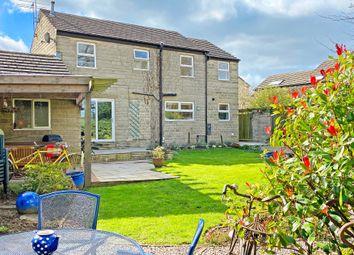 Brookfield Crescent, Hampsthwaite, Harrogate HG3. 4 bed detached house for sale